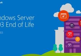 Koniec wsparcia dla Windows 2003 Server ?
