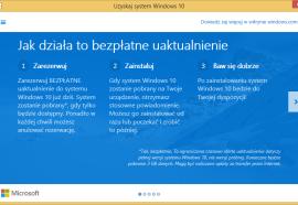 """Jak wyłączyć ikonę """"Pobierz system Windows 10"""" w obszarze powiadomień ?"""