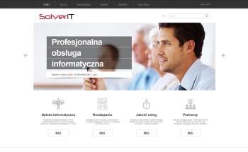 Solverit – Strona Firmowa